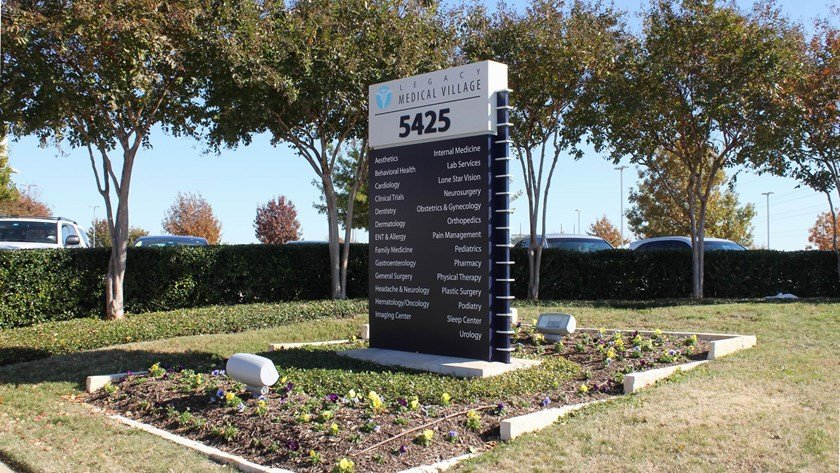 Legacy Medical Village In Plano Tx